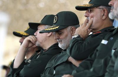 伊朗任命「聖城旅」副指揮官接替蘇萊曼尼