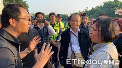 台南場地無預警停業!殯葬業氣炸「沒得燒庫錢」 火爆抗議