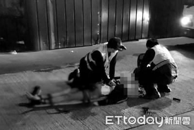 國2生騎車載女同學跑山…遭貨車擦撞!14歲的她頭部重創吐血命危
