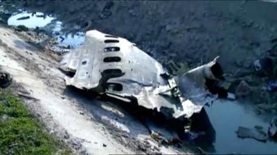 快訊/找到黑盒子!波音737客機墜毀176死 伊朗拒絕交出紀錄器