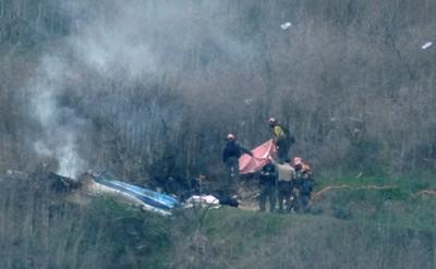快訊/Kobe遺體找到了! 墜機9人遺體全數尋獲