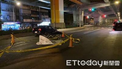 新北女騎士撞上肇逃!男躺地遭「第二車輾過」…當場爆頭身亡