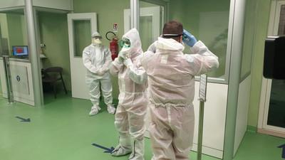 歐洲首例人傳人!德國33歲男子遭上海女同事感染 隔離觀察中