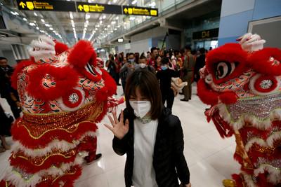 泰國證實!發現第5例新型冠狀病毒肺炎 武漢女機場通關沒被檢出