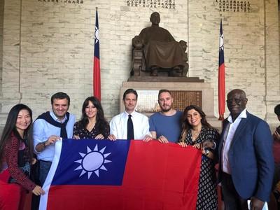 義國會討論挺港案 多位議員發言籲護台灣民主