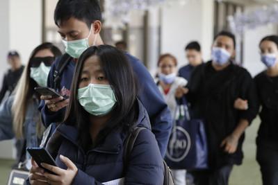防武漢肺炎擴散!菲律賓下令「分三天」遣送近500名武漢旅客回國