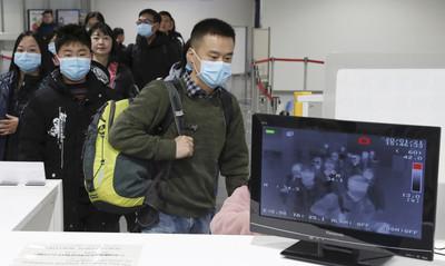 陸客入境前就發燒!日本提高「傳染病危險提醒」至3級 呼籲別去武漢