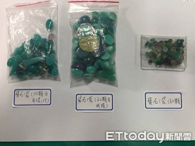 台灣藍寶石收藏家「停車摘野菜」 200顆秒被偷!警在防空洞起出贓物