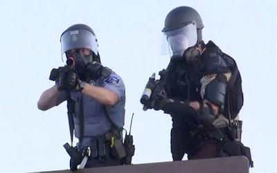 美3州宣布進入「災難緊急狀態」 佛洛伊德之死27大城繼續宵禁