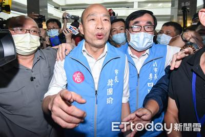 蔡政權「進一步」掌握台灣! 外媒看「罷韓成功」:引起新一輪內鬥