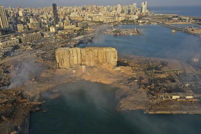 黎巴嫩海關早就知道…6次要求轉運硝酸銨 貨主「已讀不回」直到爆炸